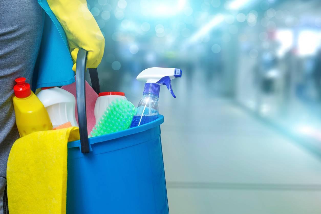 aide ménagère entreprise