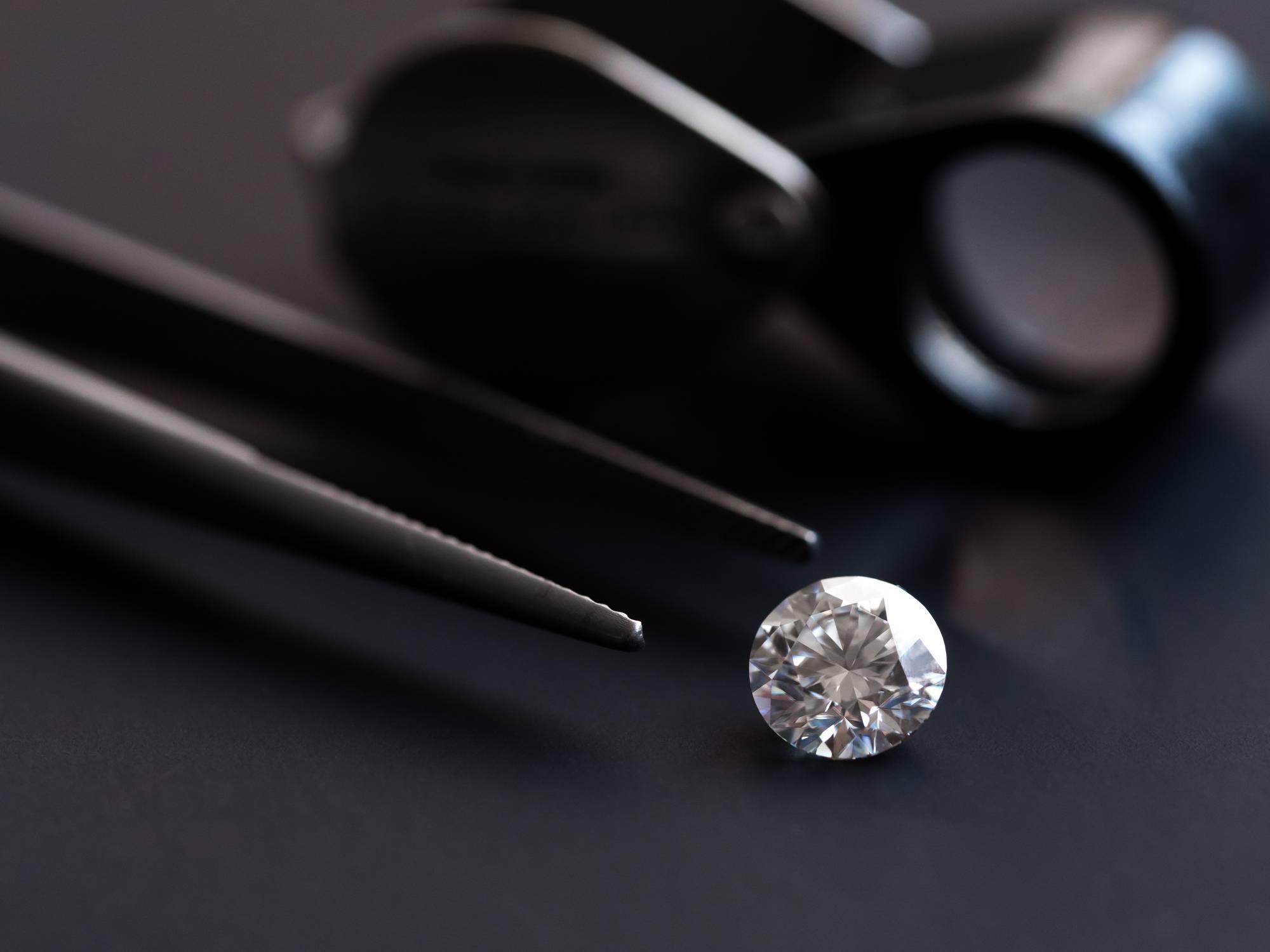 diamant brut investissement